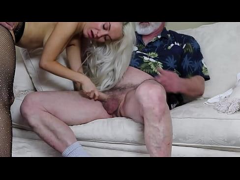 Sandra Luberc DP Fucking Sucking Oral Blowjobs Spit Roast Cumshot