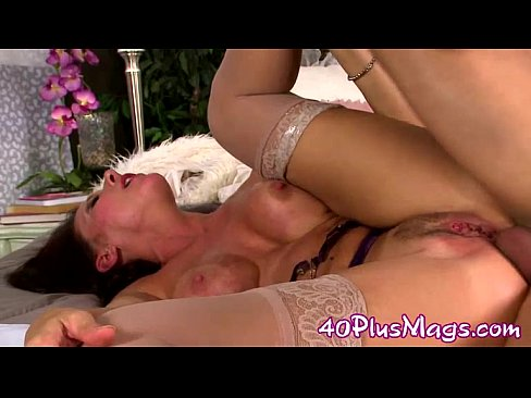 Mature Brunette Wife Anal