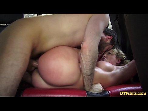Stockings double penetration