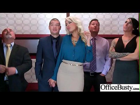 Hardcore Intercorse With Huge Juggs Office Girl (Bridgette B) mov-04