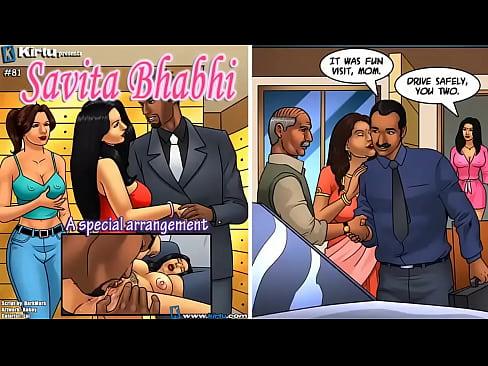Savita Bhabhi Episode 81 - A Special Arrangement