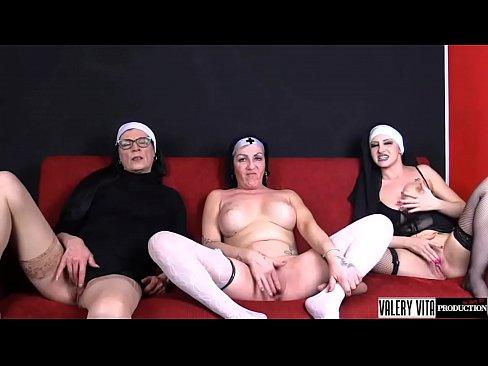 VALERY VITA IN ''LA SEXY SUORA DEL PORNO OLTRAGGIO VOL.7 SECONDA STAGIONE