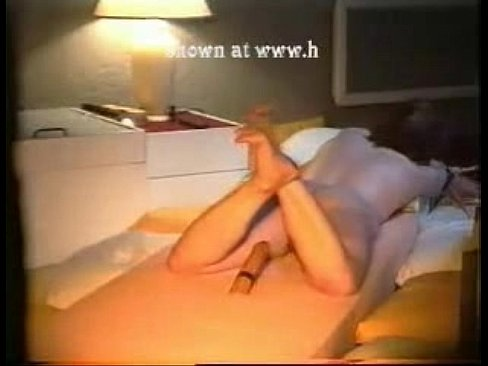 Samantha shows off her fuck hole