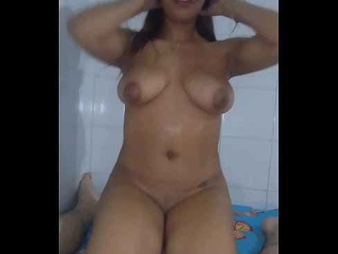 Fucking Without Condom With My Brother's Girlfriend while he is working