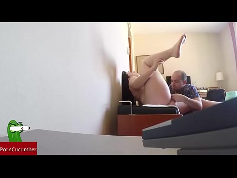 At the massage with hidden cam. RAF242