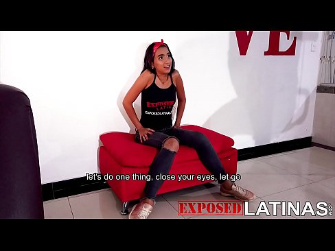 SHY GIRL COLOMBIAN SPANISH PORN