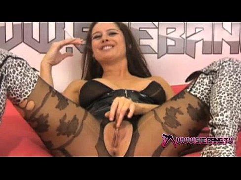 Shebang.TV - Sexy slut teasing & showing off her sexy body