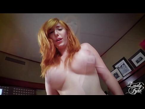 Trans orgasm preggo glamour