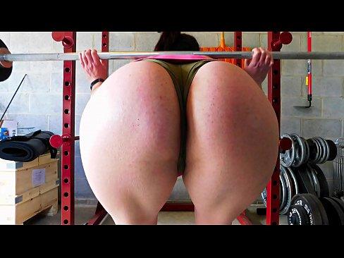 Milf Weightlifter - Vol 1