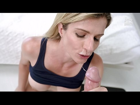 Step Mom gets Stuck Making the Bed - Cory Chase