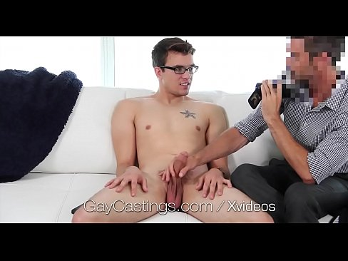 GayCastings Newbie Colton Casey fucked by casting agent