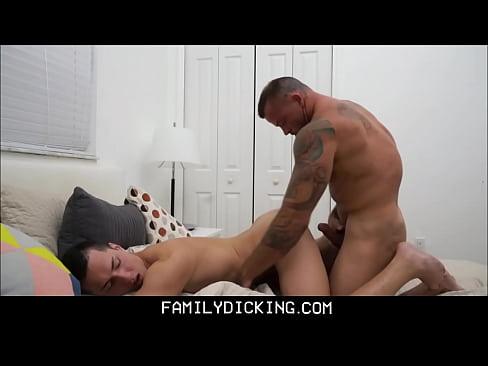 Jock Stepson Tristan Hunter Fucked By Hot Hunk Stepdad
