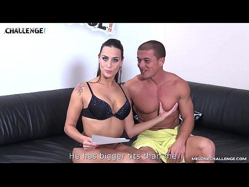 Matt Bird disturbed by lovely pornstar Mea Melone