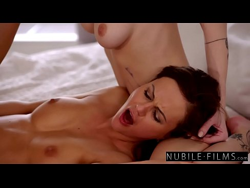 Busty BFFs Tina Kay And Belle Claire Share Cock S27:E19