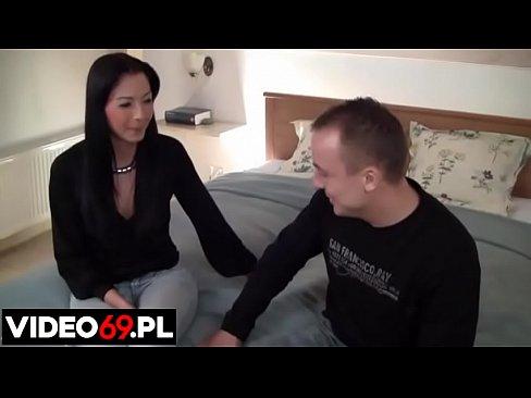 Polskie porno - Podrywacz i agentka nieruchomości