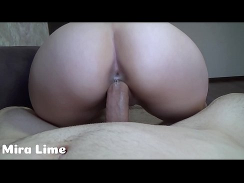 Stepsister With Huge Ass Rides On Brother's Cock And Makes Cum