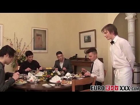 cameriere xxx