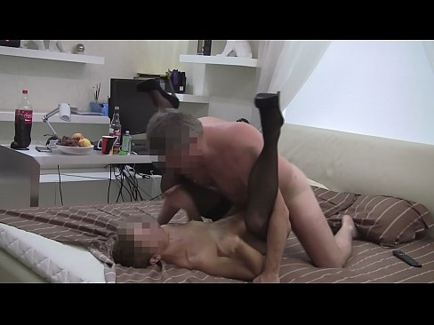 Slut in action