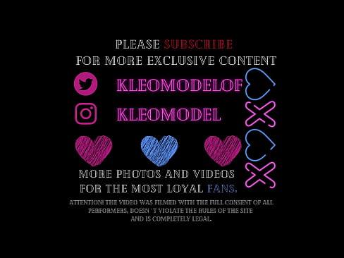 Sexy Redhead wife Blowjob and Facial cumshot KleoModel