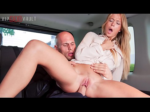 VIP SEX VAULT - One Way Or Another She Has To Pay For The Ride - Angela Christin