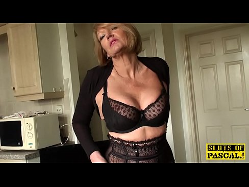 Glamorous Granny In Stockings Loves Anal Pics And Porn Images