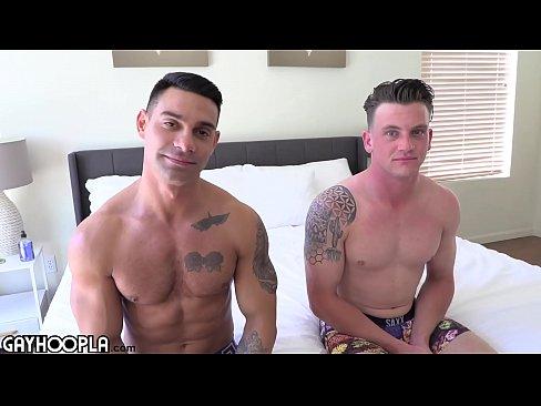 Hot Euro Hunk Marcus Wrecks All American Bottom Boy Adam Von