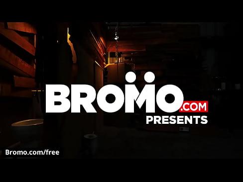 Bareback Inquisition Part 4 Scene 1 featuring Casey Kole and Jordan Levine - Trailer preview - BROMO