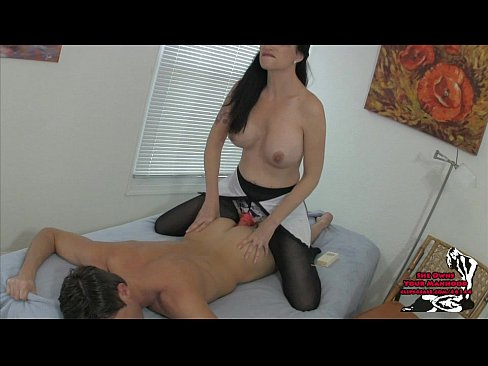 You Only Cum When I Fuck Your Ass Part 1