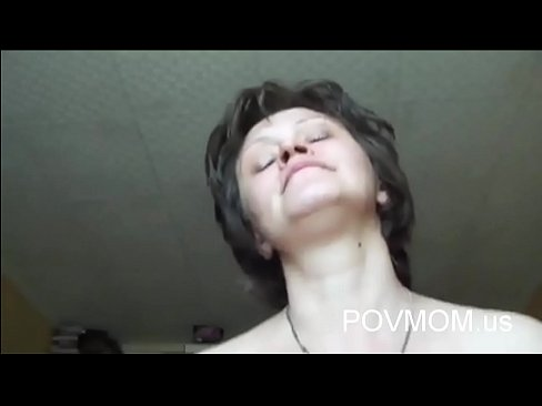 Real homemade russian mature mom suck and fuck povmom.us