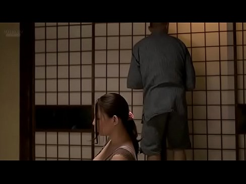 Mako Oda have sex with aged man