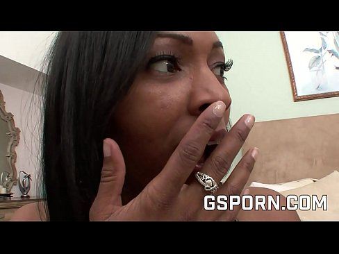 Black threesome with mom and daughter fucking the boyfriend