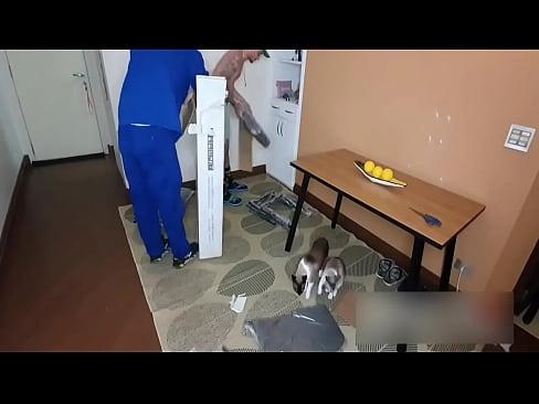 Filmei Escondido o Montador De Moveis (Completo Dia 23/05 Domingo Em www.erickplay.com)