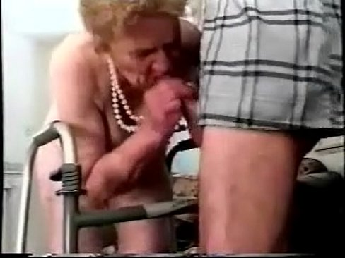 Old saggy tits porn