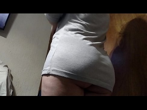 Wife's big tender butt