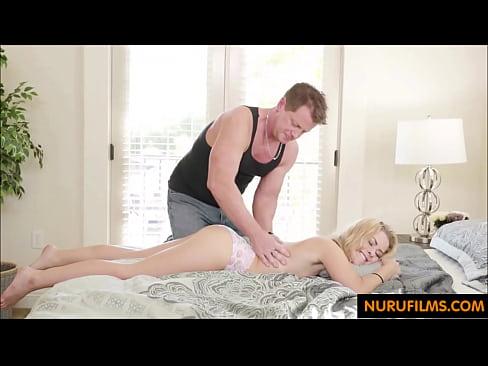 Daddy fucks precious Daughter with fat cock