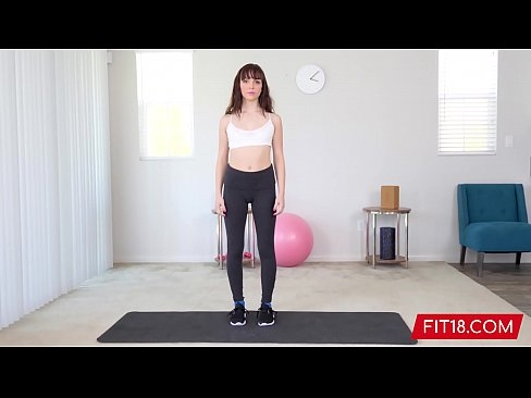 FIT18 - Aliya Brynn - 50kg - Casting Flexible and Horny Petite Dancer