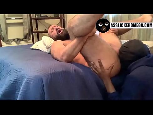 Gay negro los hombres culo beso negro Porno