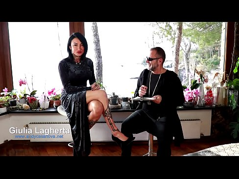 Interview Pornstar - Giulia Lagherta