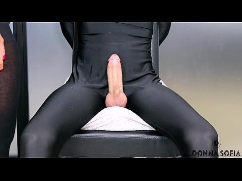 DS - Ragazzina Mi Insegna l'Edging, controllo dell'orgasmo 061