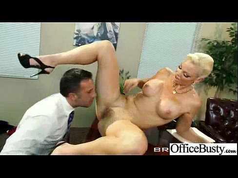 Sex Tape In Office With Slut Bigtits Worker Girl clip-27