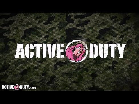 Twink Scott Finn Destroys Straight Military's Ass - ActiveDuty