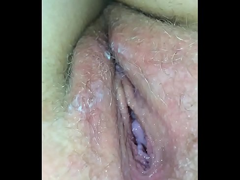 Blonde nice pussy