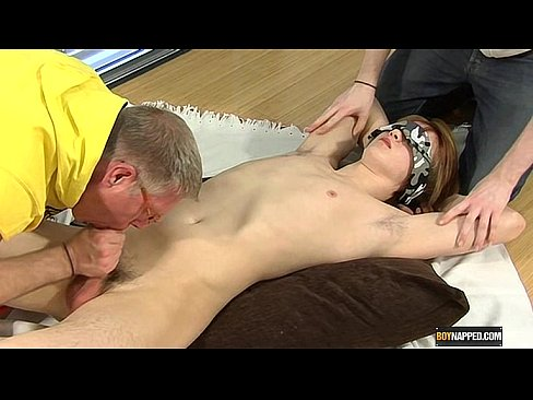 Extreme Recall: Jonny Tied And Fucked