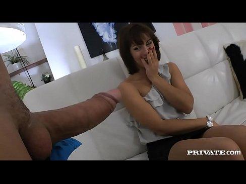 Galina Galkina loves anal and visits private's...