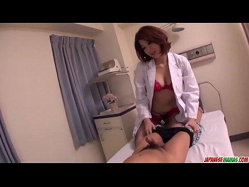 Sex with hot Japanese milf Erika Nishino - More at Japanesemamas.com