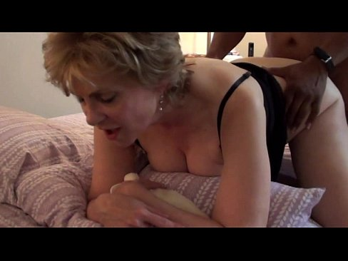 Granny gets a good ass fucking!