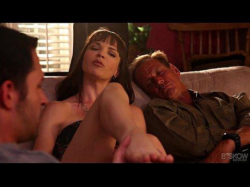 MILF Babe Dana DeArmond Takes A Big Cock