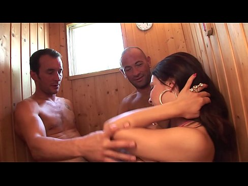Bisexual Sauna part 1