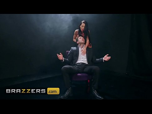 Rough chair fuck with hot busty brunette (Madison Ivy) - Brazzers