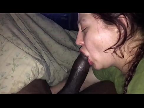Watch her Drain Dat Dick
